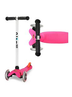 Micro Scooter Mini Micro – Pink