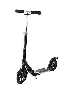 Micro Scooter Flex Deluxe – Black