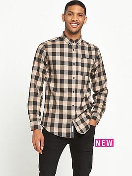 river-island-long-sleeve-checked-shirt