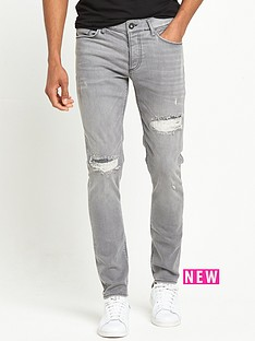 river-island-distressed-skinny-fit-jeans