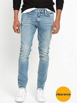 river-island-chain-raw-hem-skinny-fit-jeans
