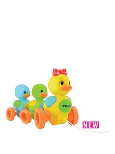 quack-along-ducks