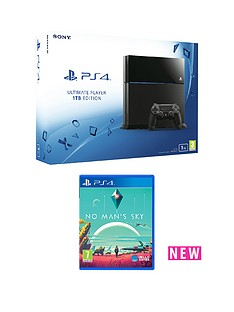 playstation-4-1tb-console-with-no-mans-sky-with-optional-extra-dual-shock-controller-and-365-psn-subscription