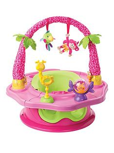 summer-infant-island-giggles-super-seat-pink