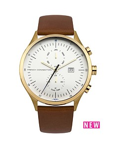 french-connection-french-connection-kensington-grand-white-multifunction-dial-tan-leather-strap-mens-watch