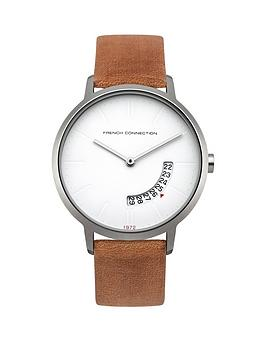 french-connection-french-connection-newgate-white-dial-tan-leather-strap-mens-watch