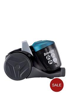 hoover-breeze-br71br01-bagless-cylinder-vacuum-cleaner-greengreyblack