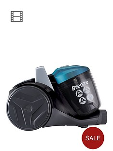 hoover-breeze-br71br01-bagless-cylinder-vacuum-cleaner-greengreyblack