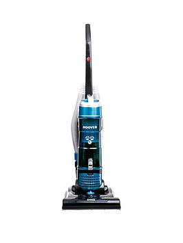 Hoover Breeze Th71Br01 Bagless Upright Vacuum Cleaner - Blue/Black