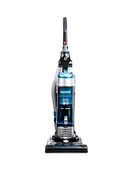Hoover Breeze Pets Th71Br02 Bagless Upright Vacuum Cleaner - Blue/Black