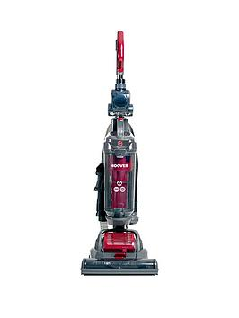 Hoover Reactiv Rv71Rv01 Bagless Upright Vacuum Cleaner - Red/Grey