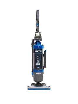 Hoover Velocity Pets Vl81 Vl51 Bagless Upright Vacuum Cleaner - Blue/Grey