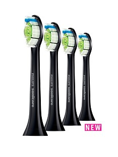 philips-sonicare-hx606433-diamond-clean-black-replacement-brush-heads-pack-of-4