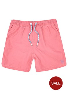 river-island-boys-coral-swim-shorts
