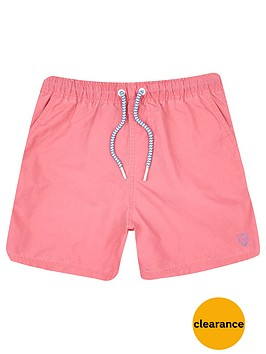 river-island-boys-coral-swim-shorts