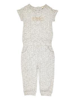 river-island-mini-girls-slogan-grey-ribbed-jumpsuit
