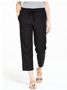 v-by-very-linen-mix-crop-trousers