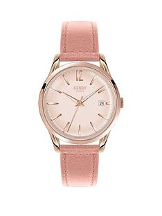 henry-london-henry-london-light-pink-dial-rose-tone-case-light-pink-leather-strap-ladies-watch