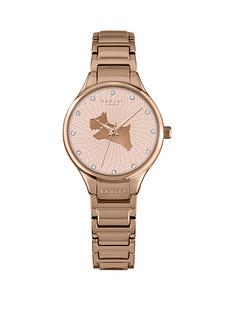radley-radley-on-the-run-dog-dial-rose-tone-bracelet-ladies-watch