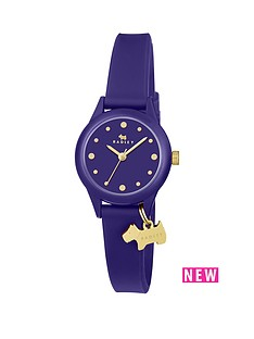 radley-radley-watch-it-blue-dial-blue-silicone-dog-charm-strap-ladies-watch