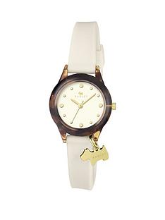 radley-radley-watch-it-cream-dial-cream-silicone-dog-charm-strap-ladies-watch