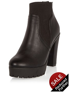 river-island-chunky-high-cleated-ankle-boot