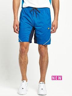 lyle-scott-lyle-amp-scott-sport-clark-woven-running-shorts