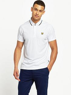 lyle-scott-fitness-sport-banks-drop-needle-polo