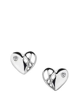 hot-diamonds-sterling-silvernbspdiamond-set-filigree-heart-stud-earrings