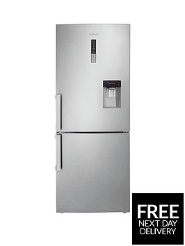 samsung-rl4362fbasleu-70cm-no-frost-fridge-freezer-with-spacemax-technology-silver-5-year-samsung-parts-and-labour-warranty
