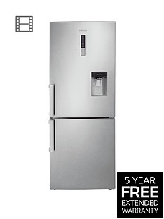 Samsung RL4362FBASL/EU 70cm No Frost Fridge Freezer with SpaceMax Technology - Silver