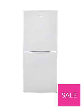 candy-csc1365we-54cm-fridge-freezer-white