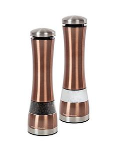 morphy-richards-accents-electric-salt-and-pepper-mills-ndash-copper