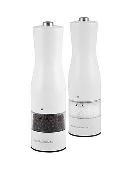 morphy-richards-accents-electric-salt-and-pepper-mills-ndash-white
