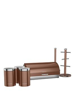 morphy-richards-accents-6-piece-storage-set-copper