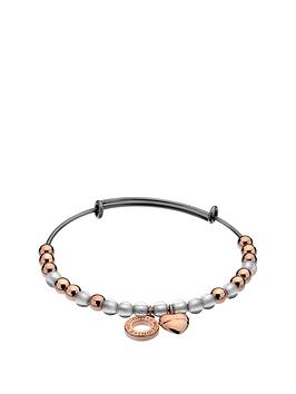 hot-diamonds-emozioni-sterlingnbspsilver-white-and-rose-gold-plated-heart-bangle