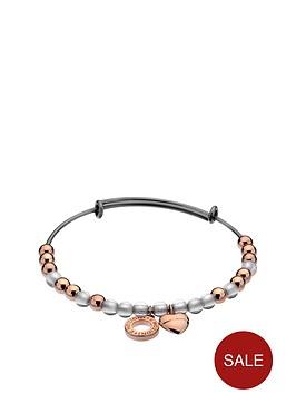hot-diamonds-emozioni-sterlingnbspsilver-white-and-rose-gold-plated-heart-bangle