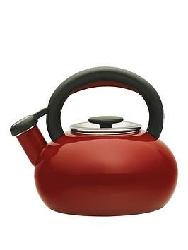 prestige-14l-stove-top-whistling-kettle-red