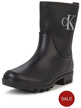 calvin-klein-ck-philippa-coated-canvas-welly-boot