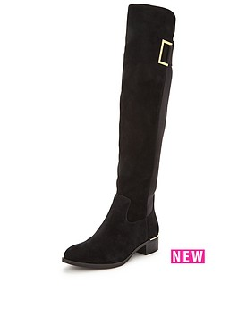 calvin-klein-ck-cylan-suede-over-the-knee-boot