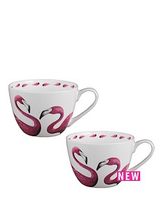 portobello-by-inspire-pretty-in-pink-wilmslow-bone-china-mugs-ndash-set-of-2