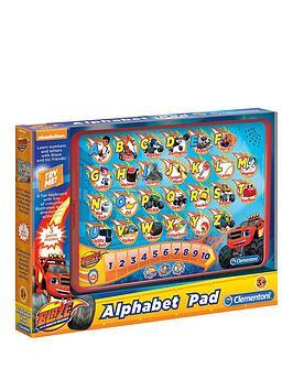 blaze-alphabet-pad