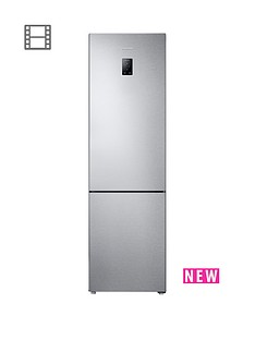 samsung-rb37j5230sleu-60cm-frost-free-fridge-freezer-next-daynbspdelivery-silver