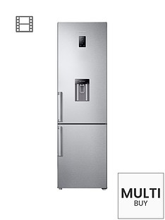 samsung-rb37j5920sleunbsp60cm-frost-free-fridge-freezer-with-all-around-cooling-silver