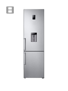 Samsung RB37J5920SL/EU 60cm Frost-Free Fridge Freezer with All-Around Cooling System - Silver