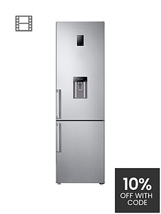 samsung-rb37j5920sleunbsp60cm-wide-frost-free-fridge-freezer-with-all-around-cooling-system-silver