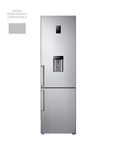 Samsung RB37J5920SL/EU 60cm Wide Frost-Free Fridge Freezer with All-Around Cooling System and 5 Year Samsung Parts and Labour Warranty - Silver