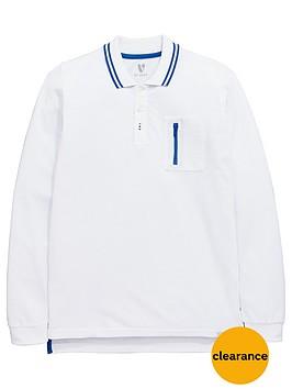 v-by-very-boys-long-sleeve-tech-zip-pique-polo