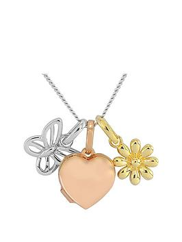 keepsafe-personalised-sterling-silver-rose-rhodium-and-yellow-gold-plated-charm-necklace