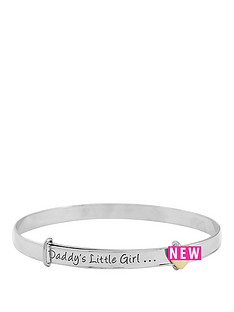 keepsafe-keepsafe-sterling-silver-with-9ct-yellow-gold-heart-element-039daddy039s-little-girl039-bangle